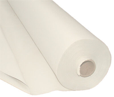 Super Quality Ivory / White Curtain Lining by Aesthetex