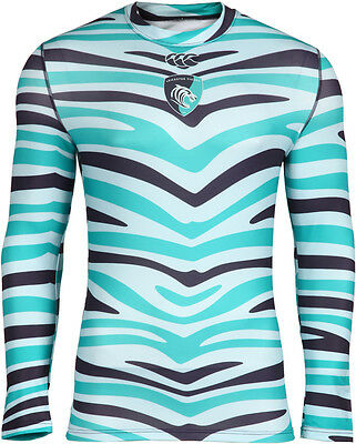 Canterbury Leicester Tigers 2012 Baselayer Home Away Adults Kids