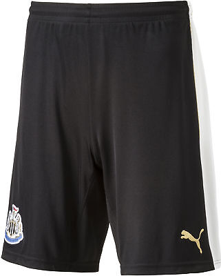 Puma Newcastle United Home 2016/17 Mens Football Shorts