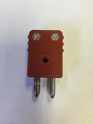 "Standard High Temperature Thermocouple Plug Type ""K"" 1 pc"