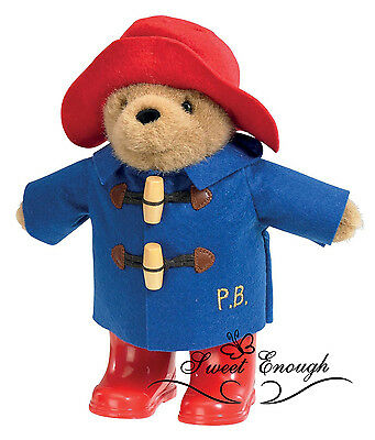 Paddington Bear Classic with Boots 22cm Official Plush cuddly toy