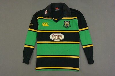 Canterbury Northampton Rugby Football Club Saints Rare Jersey SIZE L (adults)