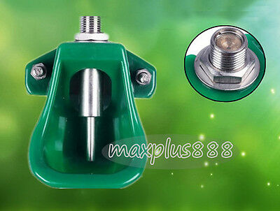 1pcs Automatic Drinker Waterer For Piglets small Sheep Livestock Water Drinker