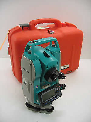 "Sokkia Set610 6"" Total Station For Surveying One Month Warranty"