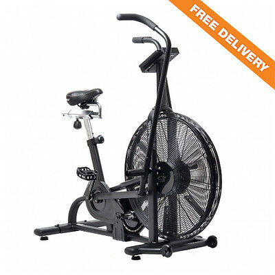 Brand New Assault Air Bike Airdyne Exercise Fan Bike Free Delivery