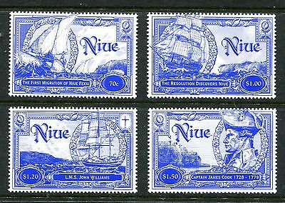 Niue 1999 Australia 99 Stamp Exhibition Maritime History MNH