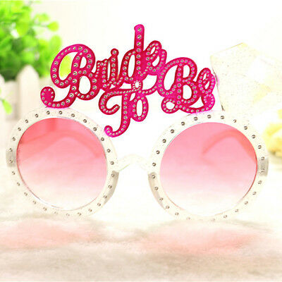 Hen Party/Night Novelty Bride To Be Party Glasses SAME DAY Postage