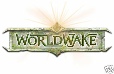 WORLDWAKE Serie Completa COMPLETE SET Mtg Magic Italian