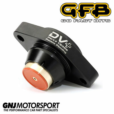 GFB T9355 DV+ Performance Diverter Valve VAG 1.4 TSI Twincharged Applications