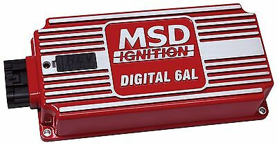 Factory Refurbished MSD 6425CR 6AL Ignition Control (FR)