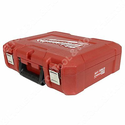 "Milwaukee Hard Plastic 14""x11"" Tool Case for 2238-20 2239-20 Clamp Gun Meter New"