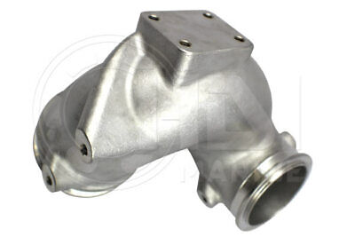 HOT4 Stainless Steel Exhaust Bend Fits Yanmar P/N 119175-13301