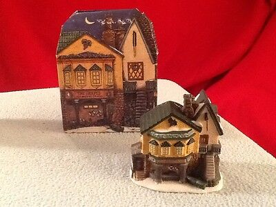 '94 Dept 56 Charles Dickens Heritage The Grapes  Edition Ornament