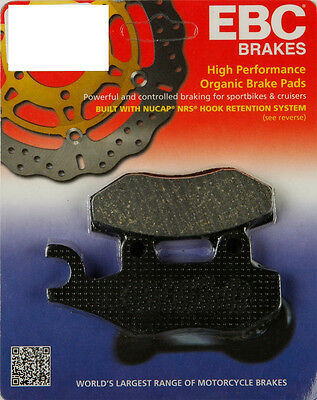 EBC SFA HH Sintered Scooter Front Brake Pads Single Set For Kymco SFA197HH
