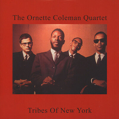 Ornette Coleman Quartet, The - Tribes Of New Y (Vinyl LP - 2016 - EU - Original)