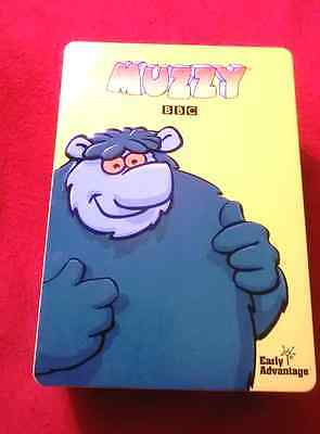 Muzzy 5 in 1 Early Advantage Language Learning by EARLY ADVANTAGE 5 Language