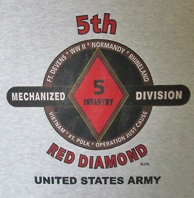 9TH INFANTRY DIVISION /& VIETNAM VETERAN ARMY UNIT /& OPERATION 2-SIDED SHIRT
