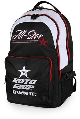 Roto Grip Own It Bowling Backpack Black/Red