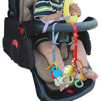 Fixed Toys Rope No Drop Baby Bottle Toy Sippy Cup Holder Strap For Stroller New