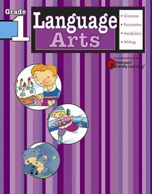 Language Arts, Grade 1 by Spark Notes (Paperback / softback, 2013)