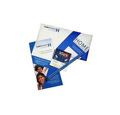 New BowelScreen Australia Colovantage Cancer Awareness Home Screening Kit