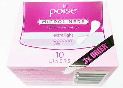 Poise Microliners X 10