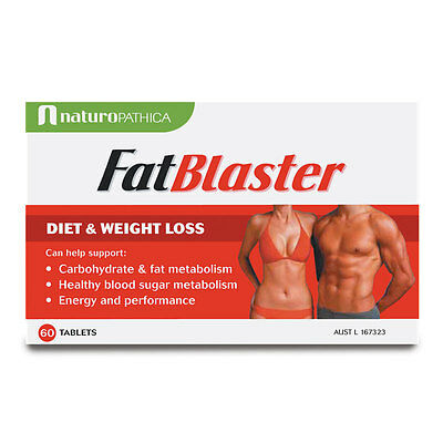 New 60pc Fatblaster Tan Diet & Weight Loss Tablet Supplements for Male & Female