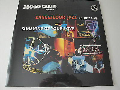Various Artists: Mojo Club Dancefloor Jazz Vol.5 Sunshine Of Your Love Vinyl 2LP