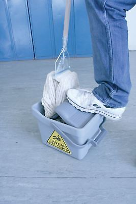 Professional Mop Bucket Self Wringer Kentucky Easy Clean Step On Floor Cleaning