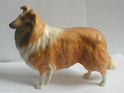 Extremely Rare, Beswick, ROUGH COLLIE, LOCHINVAR OF LADY PARK, 1980'S ENGLAND