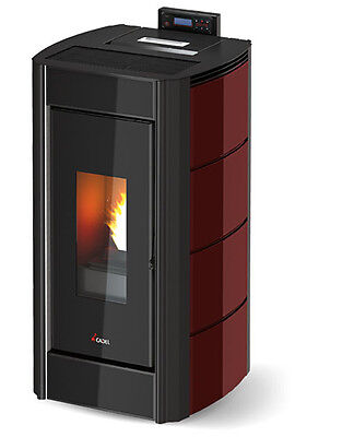 Cadel Evo Stoves neutral stove pellet air 7 kW 7015038