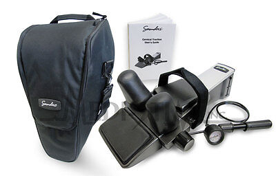Saunders Cervical Traction Portable solution NEW in Box Ready To Use! Free Ship!