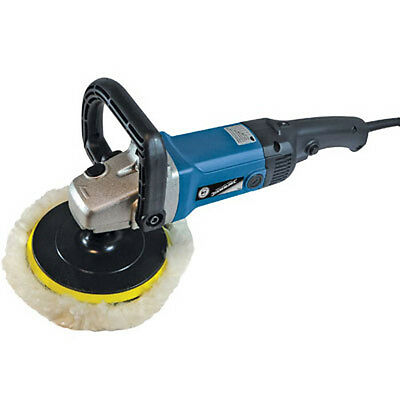 NEW 180mm Variable Speed 1200W Electric Sander/Polisher/Buffer Car Body Machine