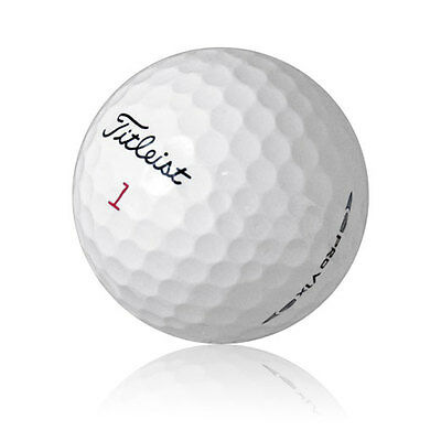 48 Titleist Pro V1X 2016 Mint Used Golf Balls AAAAA
