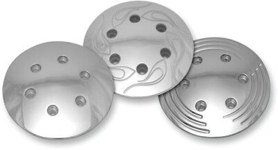 Baron Custom Accessories Nude Pulley Cover - Smooth BA-6325-00 1201-0498