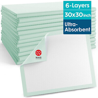 300 30x30 Adult Incontinence Stay Dry Bed Pee Pads Underpads by McKesson