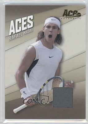 2007 Ace Authentic Straight Sets #AC-5 Rafael Nadal Tennis Card 0y9