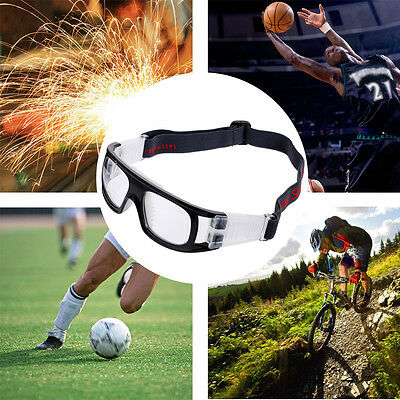 Sport Protective Eyewear Eye Safety Goggles Glasses Basketball Football Soccer
