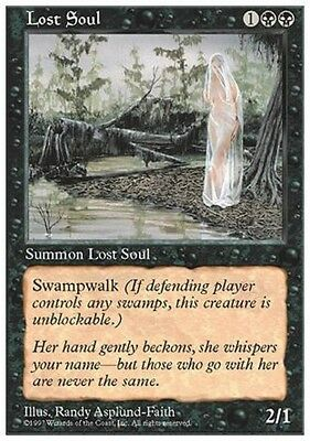 Anima Errante - Lost Soul MTG MAGIC 5E Eng