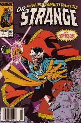 Doctor Strange (Vol 3) Sorcerer Supreme #   7 Near Mint (NM) Marvel Comics MODER