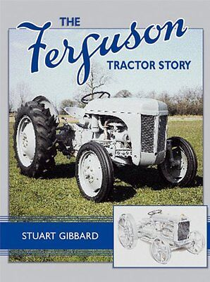 USED (GD) The Ferguson Tractor Story by Stuart Gibbard
