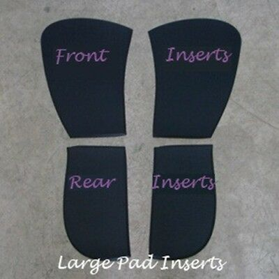 ThinLine Inserts for Trifecta Cotton Half Pad and Sheepskin Comfort Half Pads