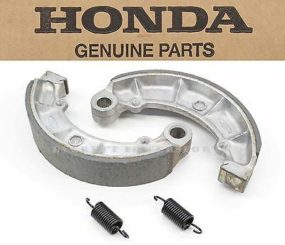 Genuine Honda Rear Brake Shoes Pads 01-14 TRX500 Rubicon Foreman (See Notes)S135
