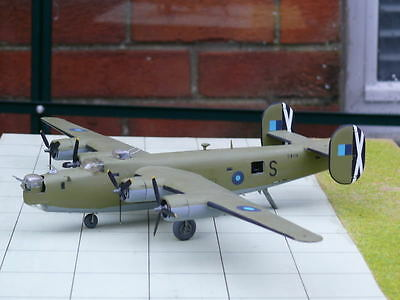 B-24 LIBERATOR scratch build r/c Plane Plans 55 in wing span