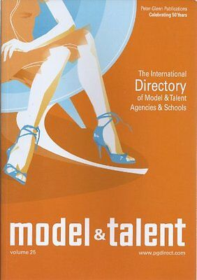 USED (GD) Model and Talent: International Directory of Model & Talent Agencies &