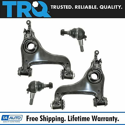 Front Lower Control Arm /& Ball Joint LH RH Set of 4 for Mercedes Benz E Class