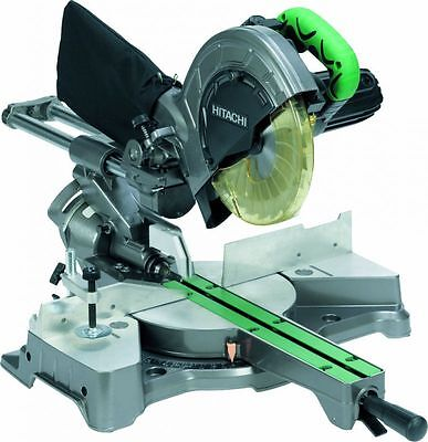 Hitachi C8FSE JR 216mm Sliding Compound Mitre Saw + Blade 240 Volt
