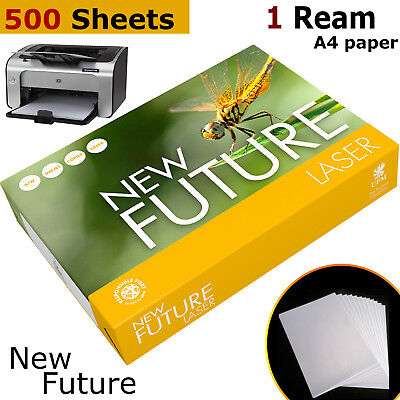 A4 Paper 500 Sheets (1 Ream) 80GSM Pioneer White (297mm x 210mm) Laser Copier UK