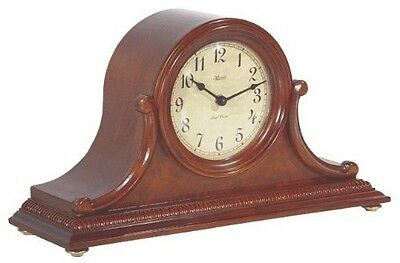 Scottsville Quartz Cherry Mantel Clock #21132-N92114 by Hermle