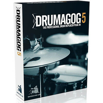 Drumagog 5 Platinum Drum Replacement Software